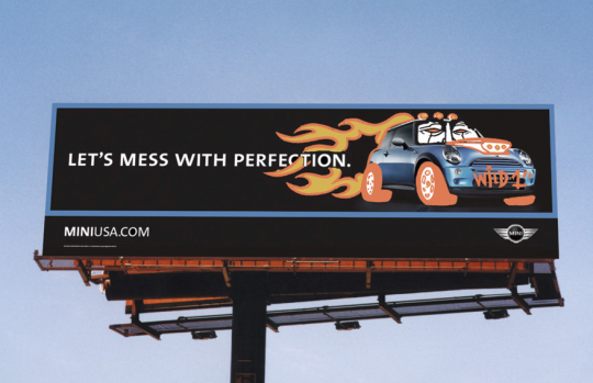 Mini - Let's Mess With Perfection