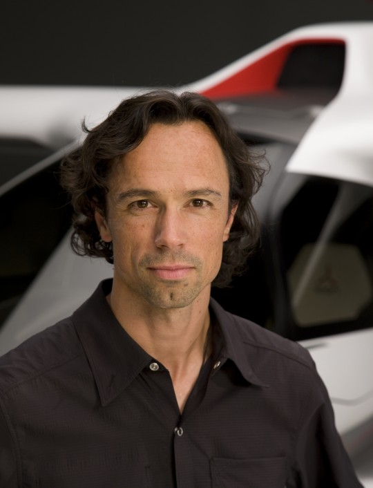 Klaus Tritschler of ICON Aircraft