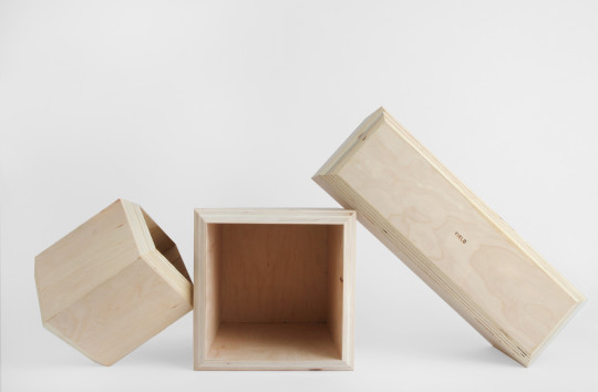 Planter Boxes - Dwell Exclusive