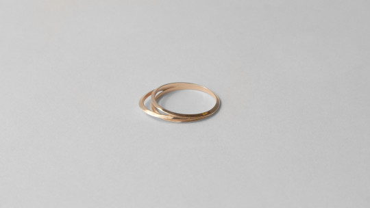 Endswell Ring Collection by Yield - Axis No. 2