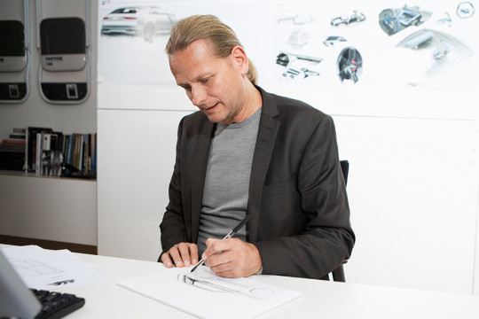 Achim Badstuebner of Mercedes-Benz